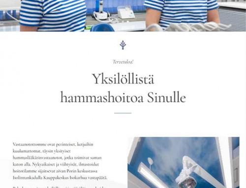 porinhammaslaakarit.fi