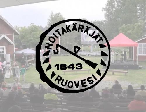 Ruoveden Noitakäräjät 2020: Livestream (4h 57min)